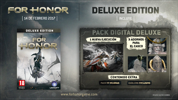 For_Honor_Deluxe_Edition_ES