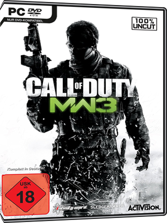 Call of Duty 8 - Modern Warfare 3 (integral) Screenshot