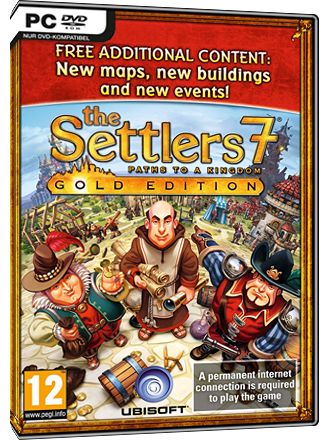 The Settlers 7 - Gold Edition Screenshot