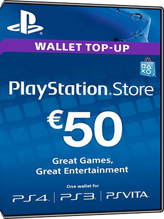 Tarjeta PlayStation Network 50 euros [ES] Screenshot