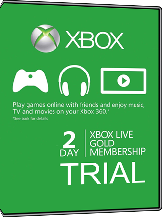 Xbox Live Gold - 48 Hours Trial Screenshot