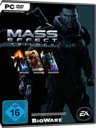 Mass Effect Trilogy Screenshot