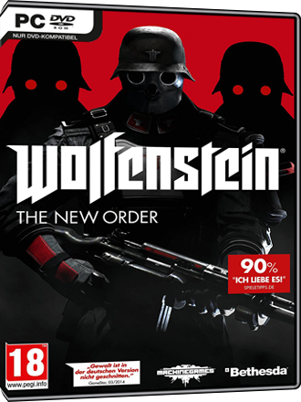 Wolfenstein The New Order - DE/AT clave Screenshot