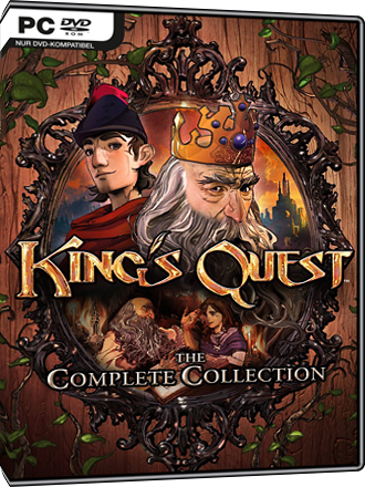 King's Quest - Complete Collection Screenshot