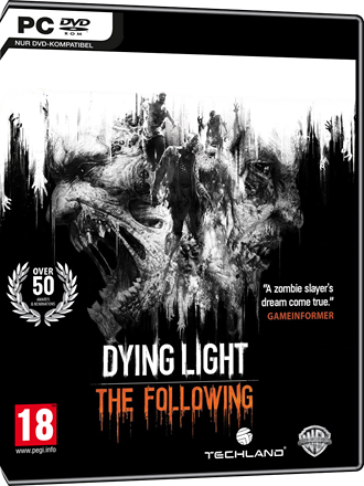 Dying Light - The Following DLC Screenshot