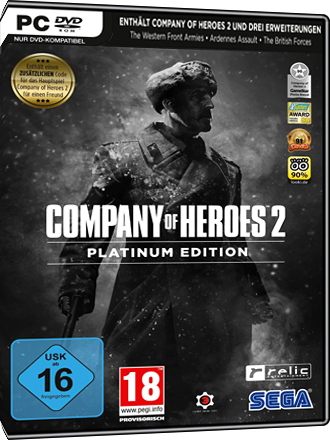 Company of Heroes 2 - Platinum Edition Screenshot