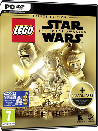 LEGO Star Wars - The Force Awakens - Deluxe Edition Screenshot