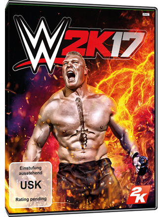 WWE 2K17 Screenshot