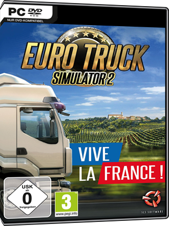 Euro Truck Simulator 2 - Vive la France Screenshot