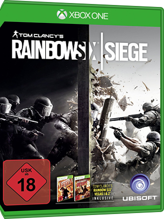 Rainbow Six Siege - Xbox One Download Code Screenshot
