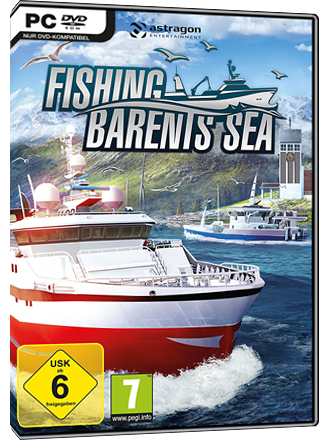 Fishing Barents Sea Screenshot