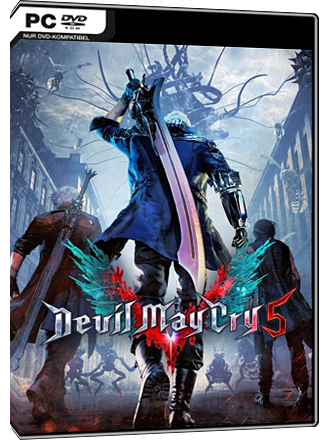 Devil May Cry 5 Screenshot