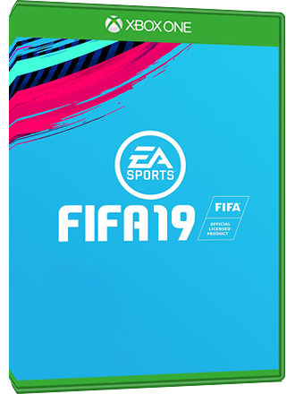 FIFA 19 - Xbox One Código de Descarga Screenshot