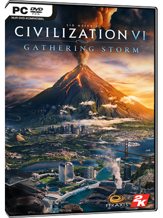 Civilization VI - Gathering Storm (Expansion) Screenshot