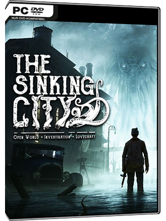 The Sinking City Screenshot
