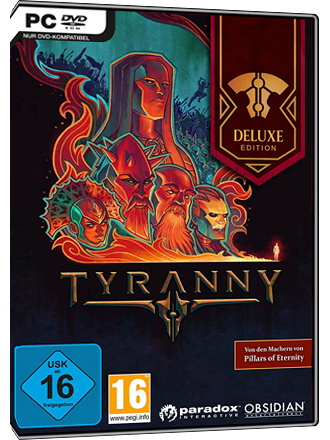 Tyranny - Deluxe Edition Screenshot