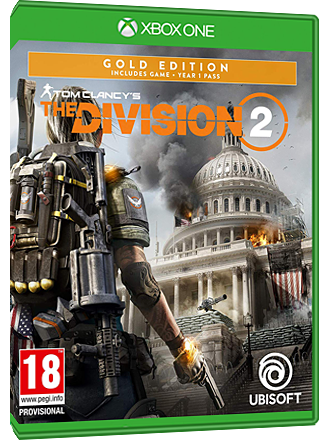 The Division 2 - Gold Edition (Xbox One Download Code) Screenshot