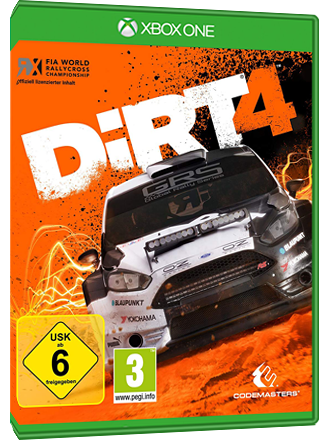 DiRT 4 - Xbox One Código de Descarga Screenshot