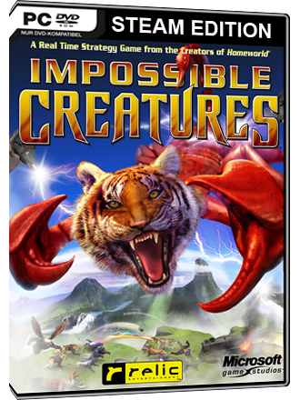 Impossible Creatures - Steam Edition Screenshot