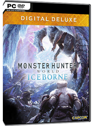 Monster Hunter World - Iceborne DLC (Digital Deluxe Edition) Screenshot