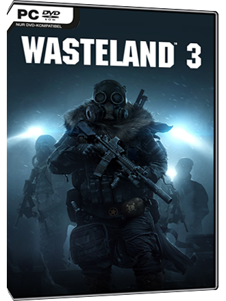 Wasteland 3 Screenshot