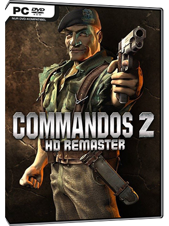 Commandos 2 HD Remaster Screenshot