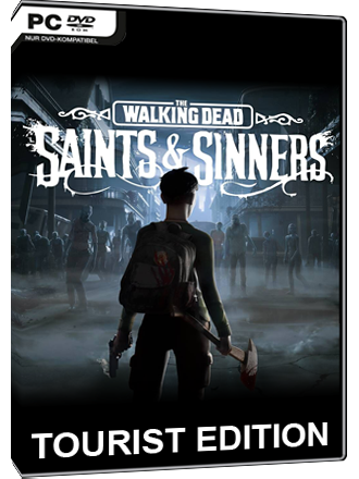 The Walking Dead - Saints & Sinners [VR Game] - Tourist Edition Screenshot