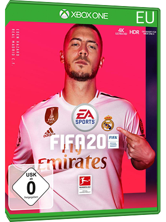 FIFA 20 - EU Key (Xbox One Download Code) Screenshot