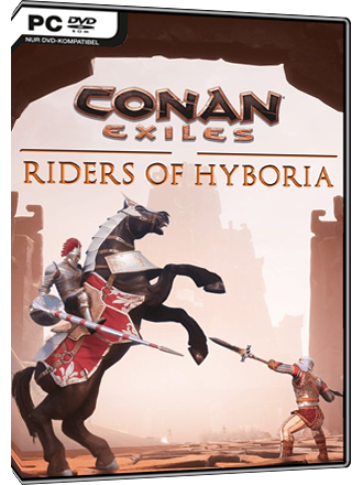 Conan Exiles - Riders of Hyboria Pack (DLC) Screenshot