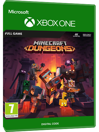 Minecraft Dungeons - Xbox One Código de Descarga Screenshot
