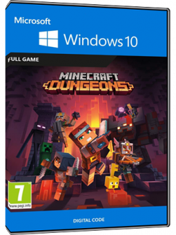 Minecraft Dungeons (Windows 10) Screenshot