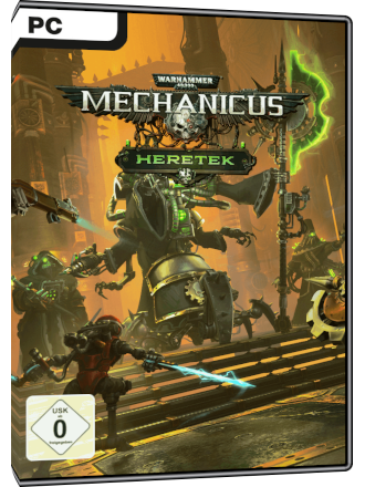 Warhammer 40,000 Mechanicus - Heretek (DLC) Screenshot