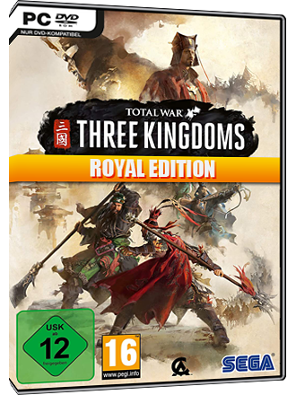 Total War Three Kingdoms - Royal Edition Screenshot