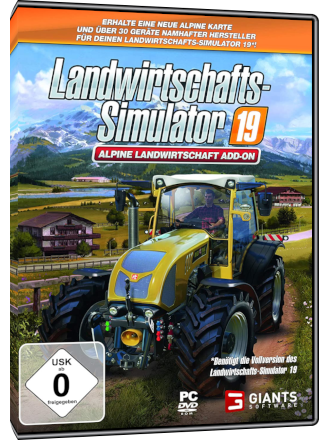 Farming Simulator 19 - Alpine Farming Expansion (DLC) Screenshot