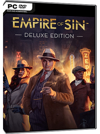 Empire of Sin - Deluxe Edition Screenshot