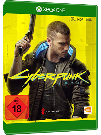 Cyberpunk 2077 - Xbox One Download Code Screenshot