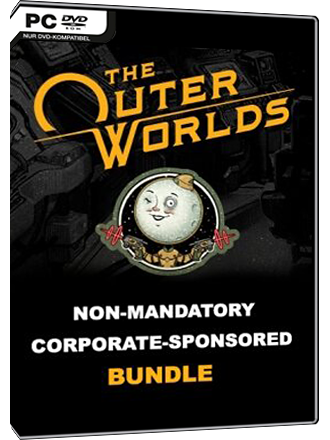 The Outer Worlds - Non-Mandatory Corporate-Sponsored Bundle Screenshot