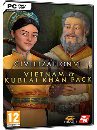 Civilization VI - Vietnam & Kublai Khan Pack (DLC) Screenshot
