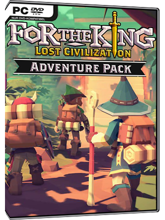 For The King - Lost Civilization Adventure Pack (DLC) Screenshot