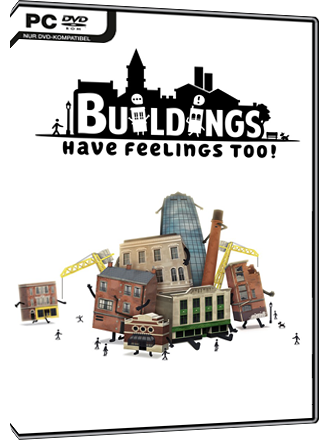 Buildings Have Feelings Too! Screenshot