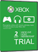 Xbox Live Gold - 48 Hours Trial