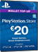 Playstation Network Card 20 Euros [FR]