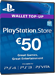 Playstation Network Card 50 euros [FR]