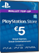 Playstation Network Card 5 euros [FR]