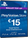 Playstation Network Card 15 Euro [FR]