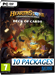 Hearthstone Heroes of Warcraft - Deck of Cards DLC - 10 Packs