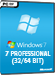 Windows 7 Professional (32/64 Bit)