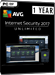 AVG Internet Security 2017 Unlimited (1 Año)