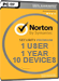 Norton Security Premium (1 usuario / 1 año / 10 dispositivos / 25 GB cloud storage)