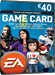 EA Game Card EUR 40